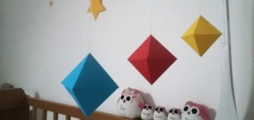 DIY-mobile-octaedre-bebe
