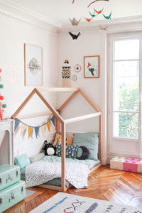 Comment aménager une chambre Montessori ?