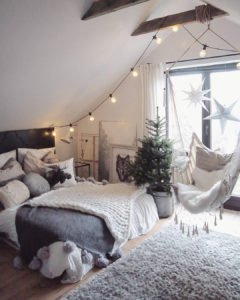 Chambre cocooning - les indispensables